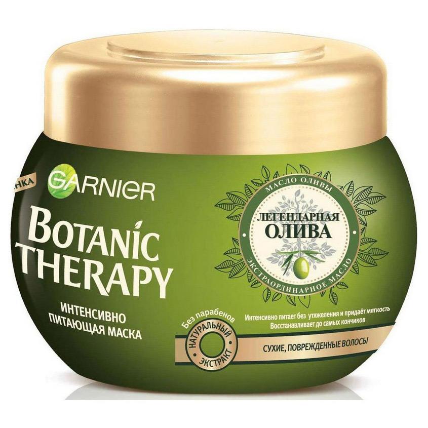"""GARNIER Botanic Therapy Маска для волос """"Легендарная олива"""" для сухих, поврежденных волос"""