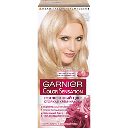 GARNIER ������ ��� ����� Color Sensation ������������� ������ 9.23 ���������� �������������