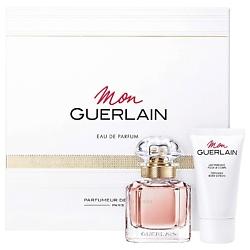 GUERLAIN Набор Mon Guerlain Парфюмерная вода, спрей 30 мл + парфюмированный лосьон для тела 30 мл