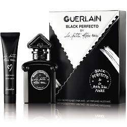 GUERLAIN Набор LA PETITE ROBE NOIRE BLACK PERFECTO Парфюмерная вода 30 мл + крем для рук 10 мл guerlain 2 5g