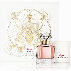 GUERLAIN Набор Mon Guerlain Eau de Parfum Парфюмерная вода, спрей 50 мл + Свеча Mon Guerlain