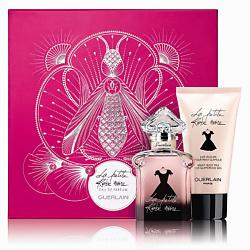 GUERLAIN Набор La Petite Robe Noire Eau de Parfum Парфюмерная вода, 30 мл + Молочко для тела, 75 мл