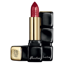 GUERLAIN ���������� ������ ������ Guerlain Kiss Kiss Lipstick 322 red on fire