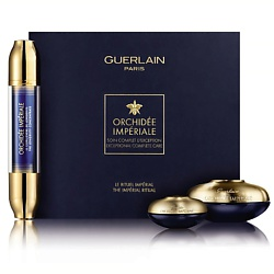 GUERLAIN Набор ORCHIDEE IMPERIALE RITUAL SET 30 мл + 50 мл + 15 мл недорого