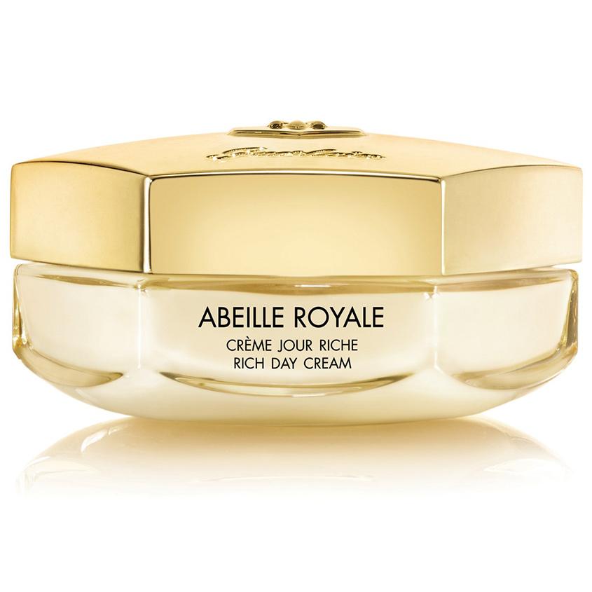 GUERLAIN Дневной крем с насыщенной текстурой Abeille Royale.