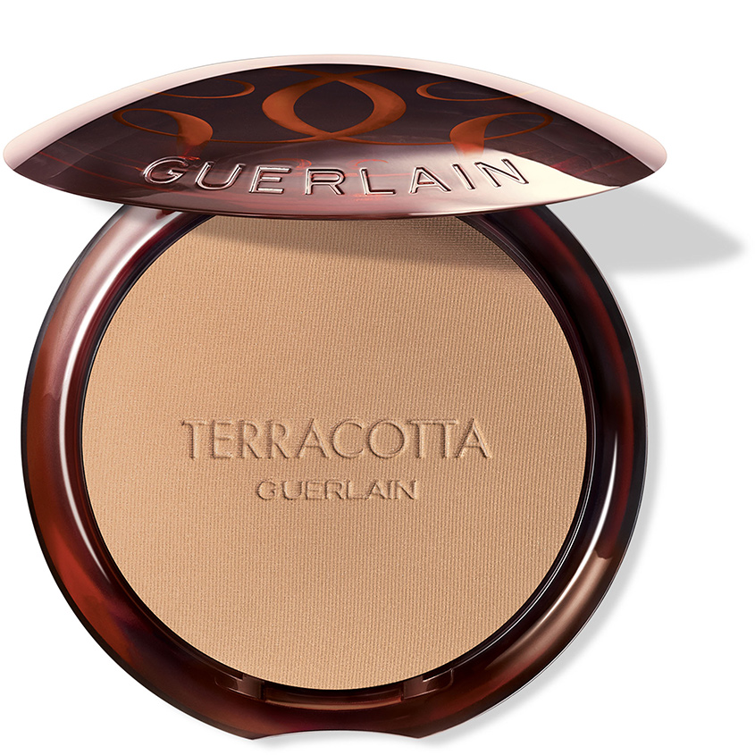 GUERLAIN Компактная бронзирующая пудра для лица TERRACOTTA