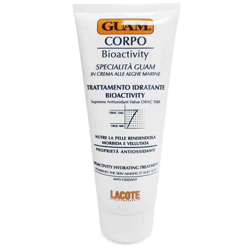Купить GUAM Крем увлажняющий биоактивный для тела C0RPO
