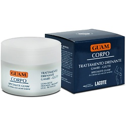 Купить GUAM Крем для ног с дренажным эффектом 200 мл