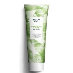 H2O+ Крем для тела Eucalyptus & Aloe Body Scrub 240 мл