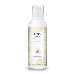 H2O+ Увлажняющее мусс-масло для тела SEA SALT 147 мл