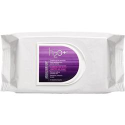 H2O+ Очищающие салфетки для лица Aqualibrium 45 шт.
