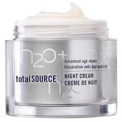 H2O+ Ночной крем против старения Total Source 50 мл