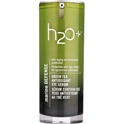 H2O+ Антиоксидантная сыворотка для контура глаз на основе зеленого чая Marine Defense 15 мл