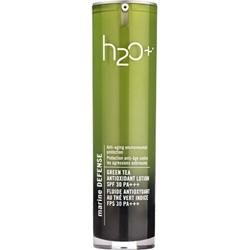 H2O+ Антиоксидантный лосьон на основе зеленого чая Marine Defense SPF 30