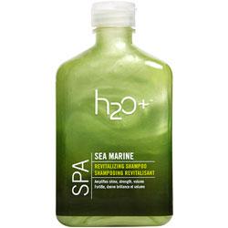 H2O+ Шампунь для волос для объема Sea Marine 370 мл