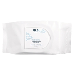 H2O+ Очищающие салфетки для лица Elements Wipe Away the Day 45 шт.