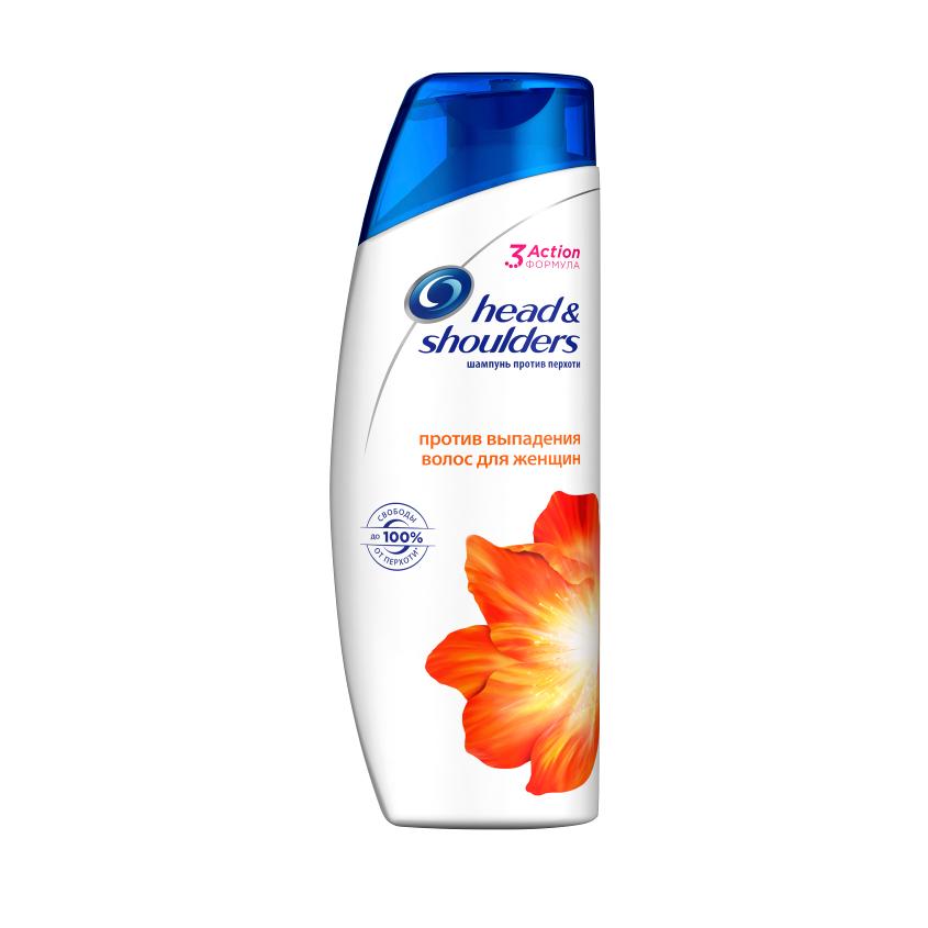 Купить HEAD & SHOULDERS Шампунь против перхоти Против выпадения волос из-за ломкости для женщин