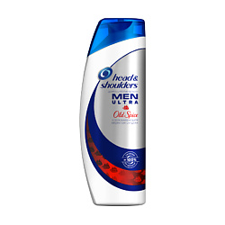 HEAD  SHOULDERS Шампунь с ароматом Old Spice для мужчин 400 мл