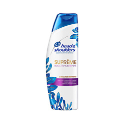 Купить HEAD & SHOULDERS Шампунь против перхоти Supreme Восстановление Масло Арганы 300 мл