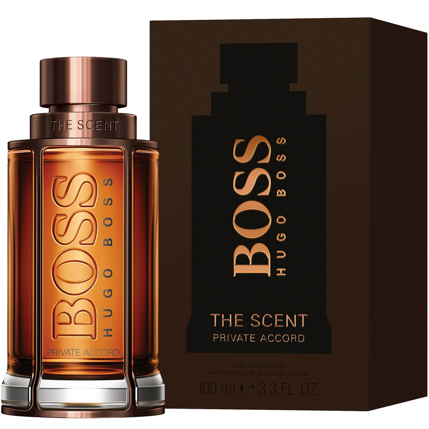 Hugo Boss Private Accord For Him
