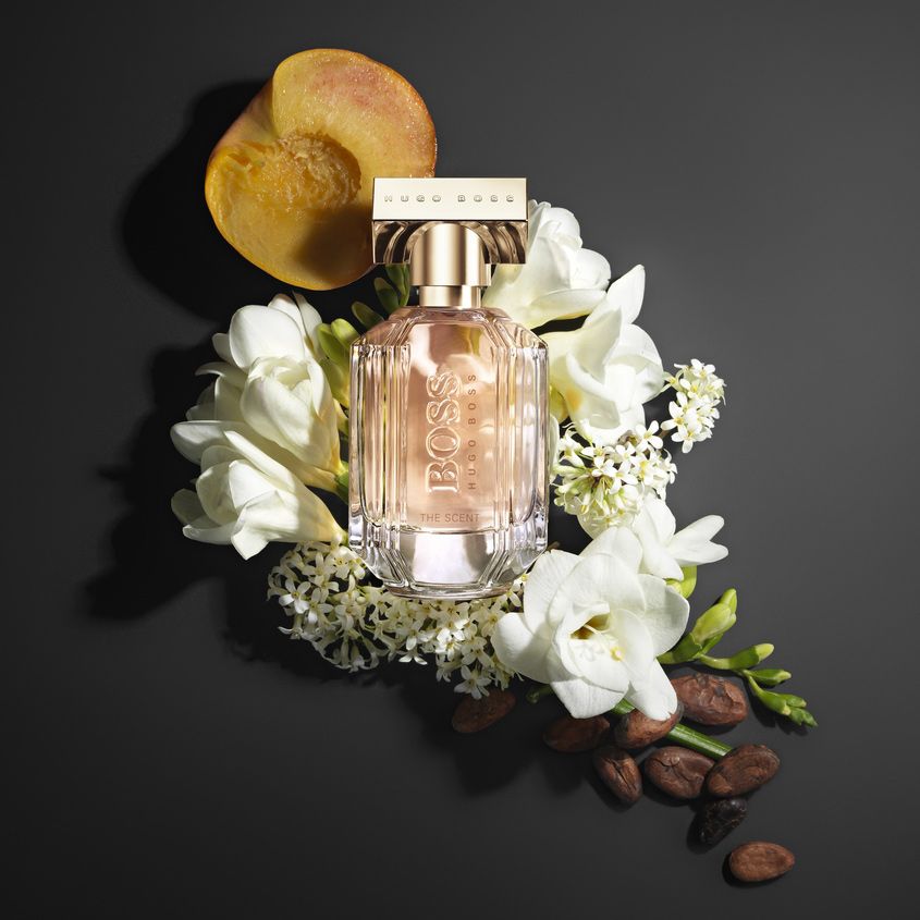 boss the scent for her 100ml