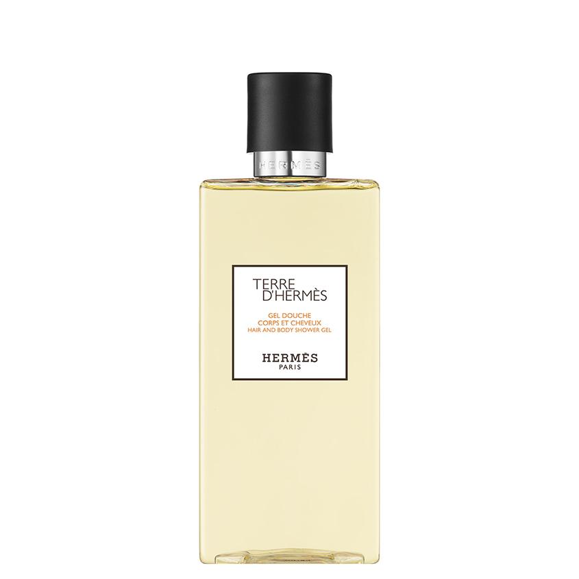 Купить HERMÈS Terre d'Hermès Hair and body shower gel