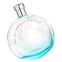 Купить HERMÈS Eau des Merveilles Bleue Туалетная вода 100 мл
