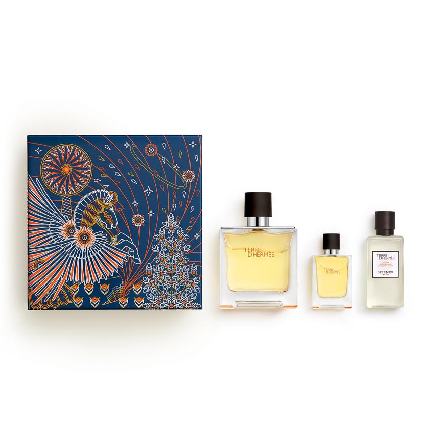 HERMÈS Набор Terre d'Hermès Parfume