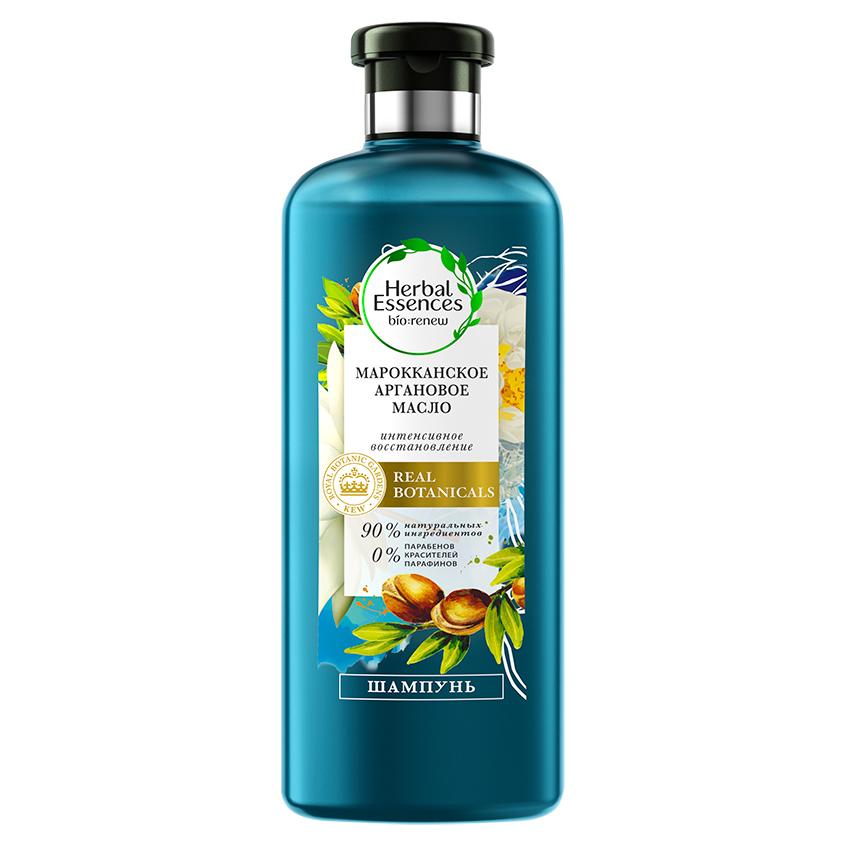 женское масло herbal essences