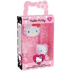 HELLO KITTY Подарочный набор с брелоком (Зеркальце+Туалетная вода)