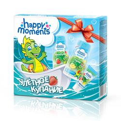 ДРАКОША Набор Happy Moments Улетное купание 240 мл + 240 мл + 60 мл гели для электромиостимуляции в нальчике