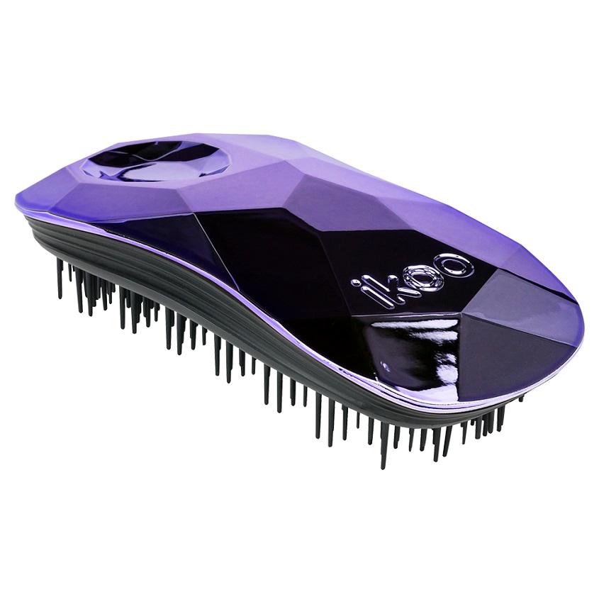 IKOO Щетка для волос HOME Glamour Ценный трофей, черные зубчики