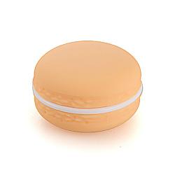 MACARON бальзам для губ Peach 9 мл vichy бальзам для губ aqualia thermal 4 7 мл бальзам для губ aqualia thermal 4 7 мл 4 7 мл