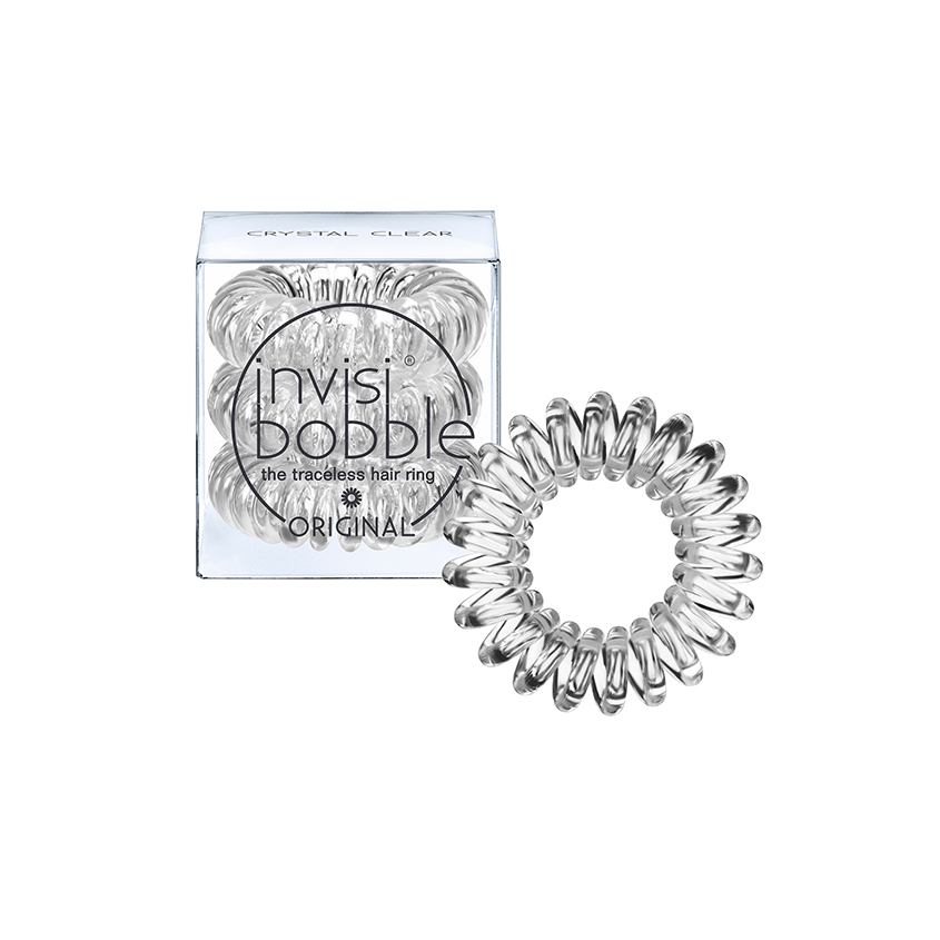 INVISIBOBBLE Резинка-браслет для волос invisibobble ORIGINAL Crystal Clear
