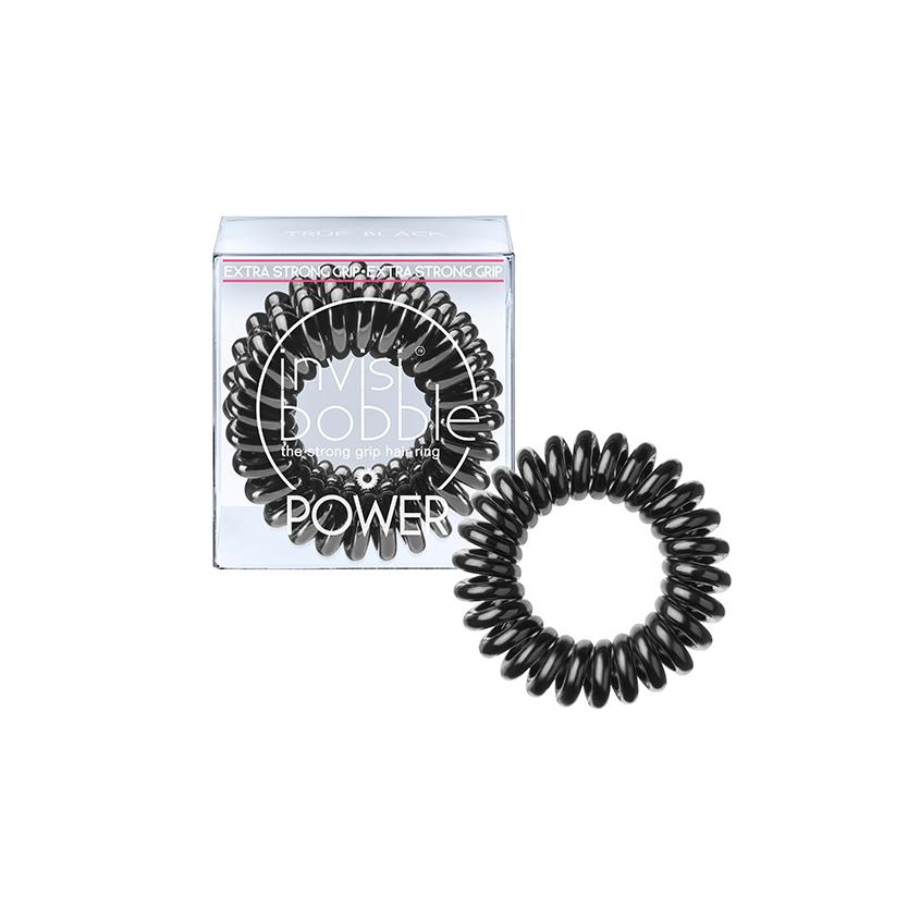 INVISIBOBBLE Резинка-браслет для волос invisibobble POWER True Black