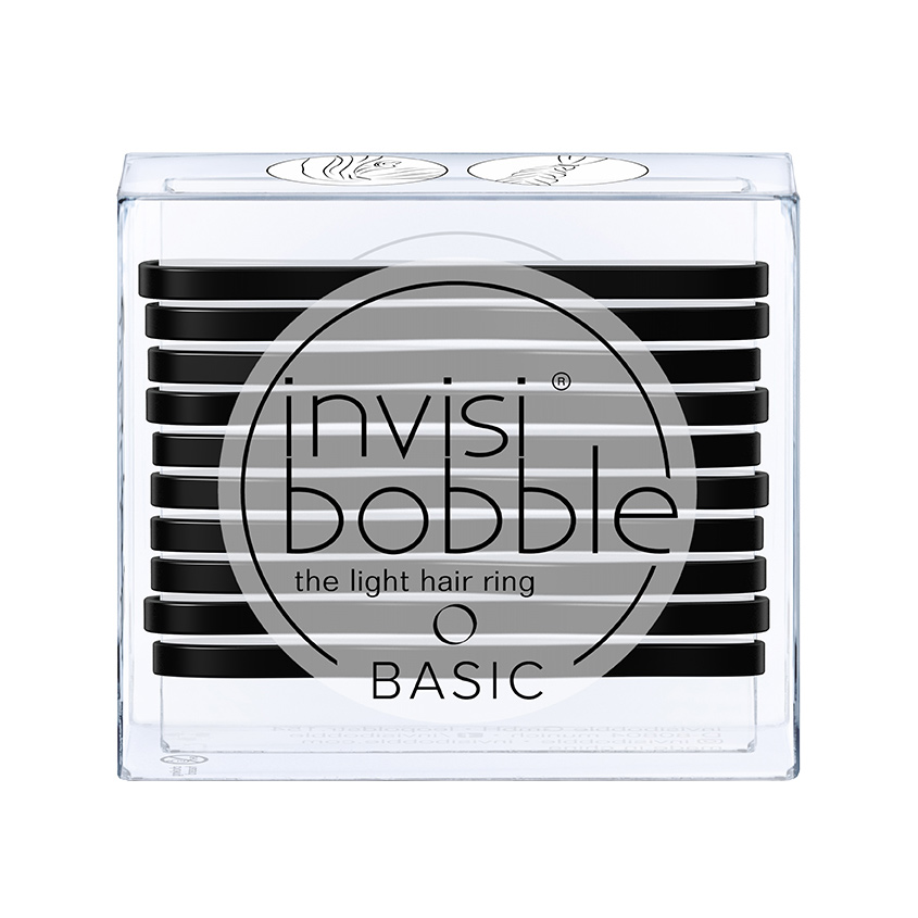 INVISIBOBBLE Резинка для волос invisibobble BASIC True Black