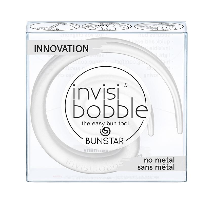 INVISIBOBBLE Заколка для пучков invisibobble BUNSTAR Ice Ice Lady