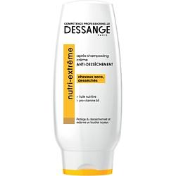 DESSANGE Крем-ополаскиватель Экстра питание для сухих  истощенных волос 200 мл