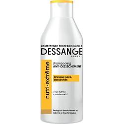 """DESSANGE Шампунь """"Экстра питание"""" для сухих и истощенных волос 250 мл"""