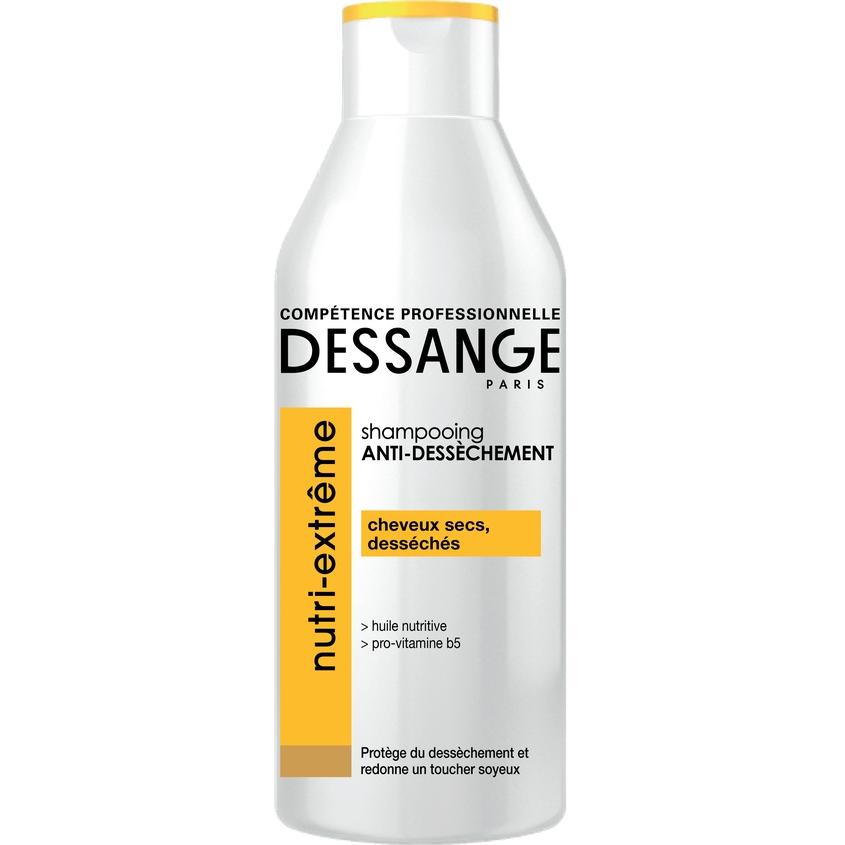 """DESSANGE Шампунь """"Экстра питание"""", для сухих и истощенных волос"""