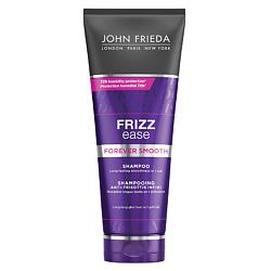 Купить JOHN FRIEDA Шампунь для гладкости волос длительного действия против влажности Frizz Ease FOREVER SMOOTH 250 мл