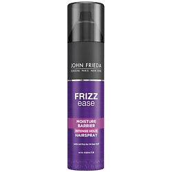 JOHN FRIEDA Лак для волос сверхсильной фиксации с защитой от влаги и атмосферных явлений Frizz Ease 250 мл