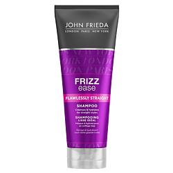JOHN FRIEDA Разглаживающий шампунь для волос Frizz Ease FLAWLESSLY STRAIGHT 250 мл