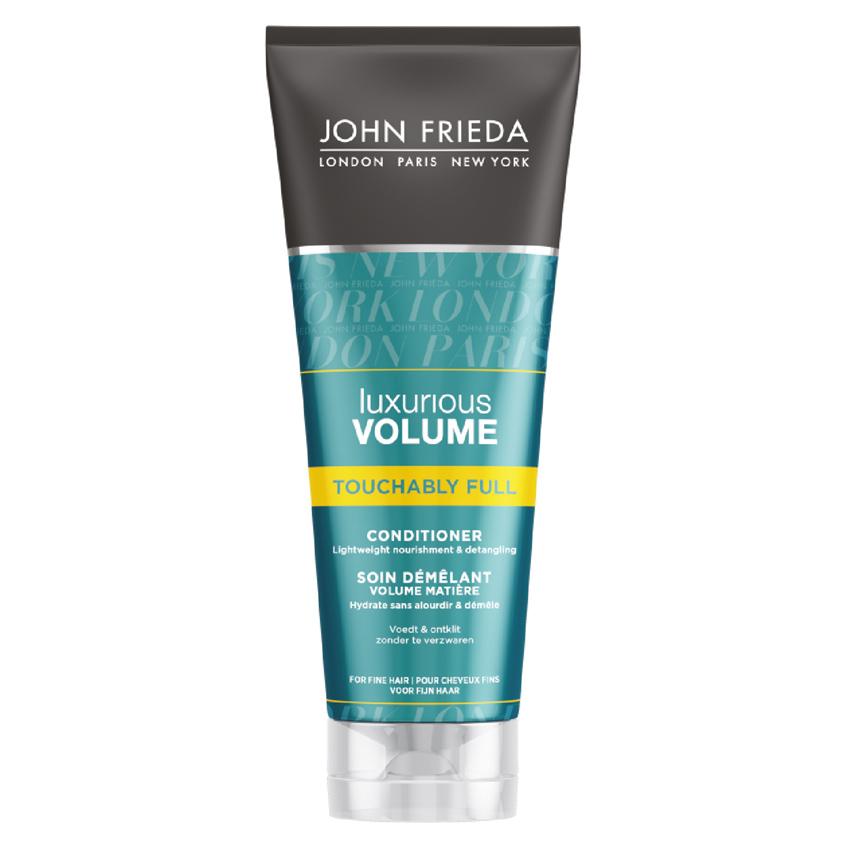 JOHN FRIEDA Кондиционер для создания естественного объема Luxurious Volume Touchably Full