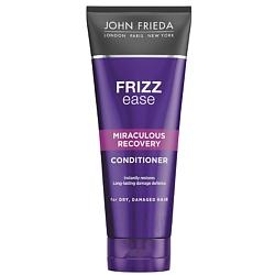JOHN FRIEDA Кондиционер для интенсивного ухода за непослушными волосами Frizz Ease MIRACULOUS RECOVERY 250 мл