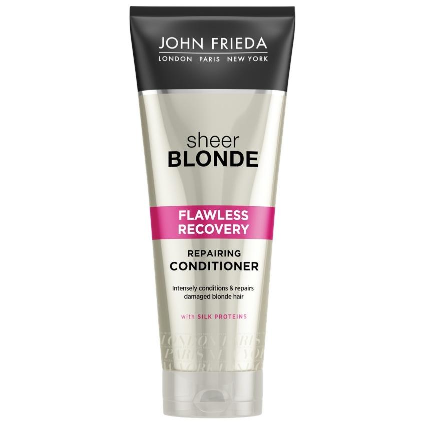 JOHN FRIEDA Кондиционер для окрашенных волос восстанавливающий SHEER BLONDE Flawless Recovery