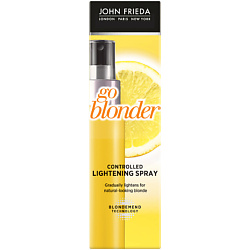 JOHN FRIEDA Осветляющий спрей для волос Sheer Blonde Go Blonder 100 мл