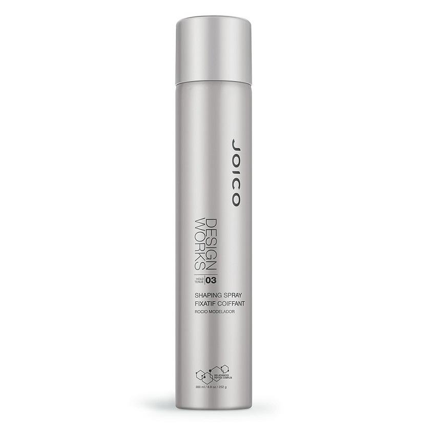 JOICO Лак для волос моделирующий подвижной фиксации фиксация 3