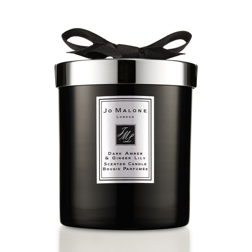Купить JO MALONE LONDON Свеча ароматная Dark Amber & Ginger Lily Home Candle