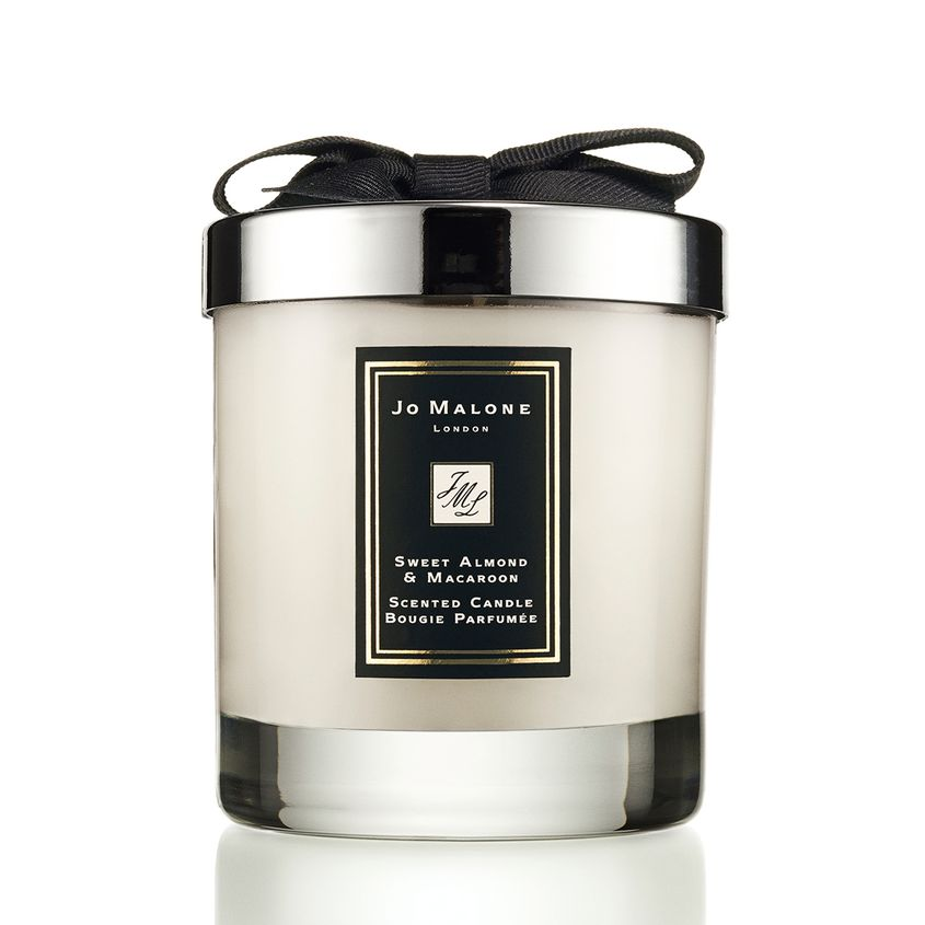 Купить JO MALONE LONDON Свеча ароматная Sweet Almond & Macaroon Home Candle